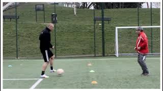 FURD ball control coaching video - FURD 'ball control' coaching video still