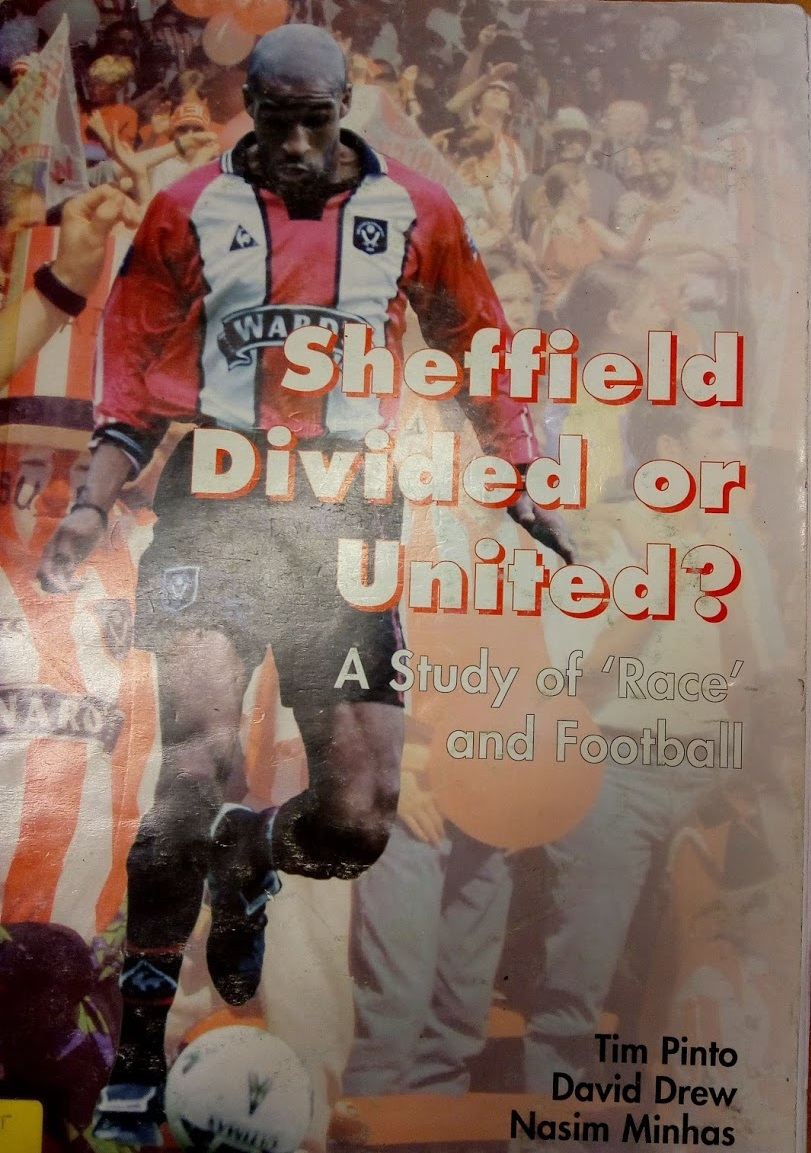 Sheffield Divided or United? report cover
